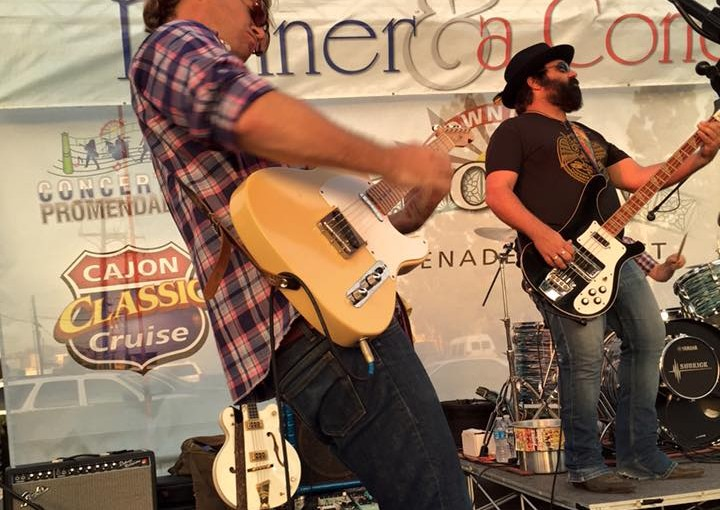 Dinner and A Concert | Downtown El Cajon