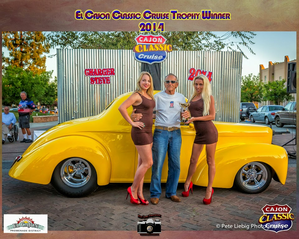 Cajon Classic Cruise Winner | Downtown El Cajon