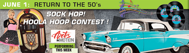 Return to The 50's | Cajon Classic Cruise June 1, 2016