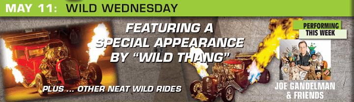 Wild Thang | Cajon Classic Cruise
