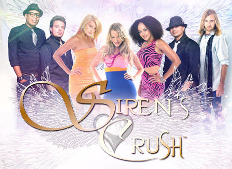 Siren's Crush | Dinner and A Concert September 16, 2016