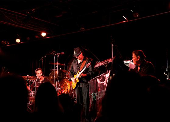 Santana Ways | Dinner and A Concert