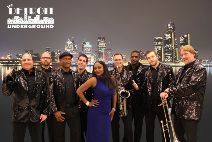 The Detroit Underground | Dinner and A Concert