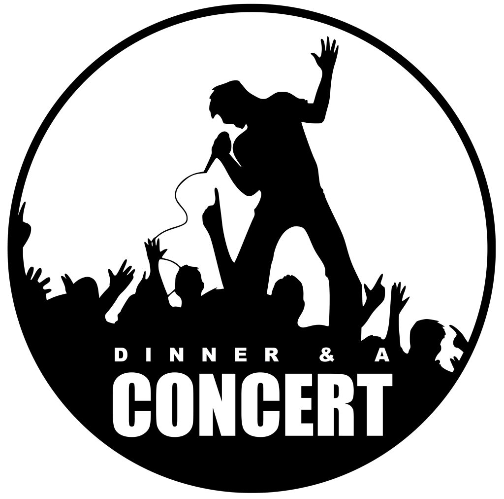 Dinner and A Concert Logo | Downtown El Cajon