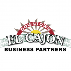 Downtown El Cajon Business Partners Logo