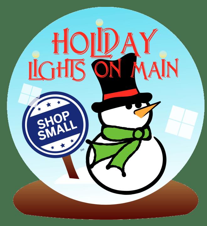 Holiday Lights on Main