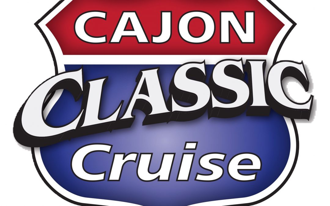 Opening day for Cajon Classic Cruise.
