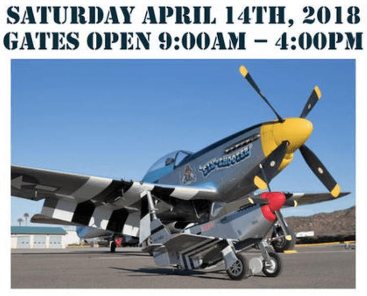 WarBird Expo & Militaria Swap Meet