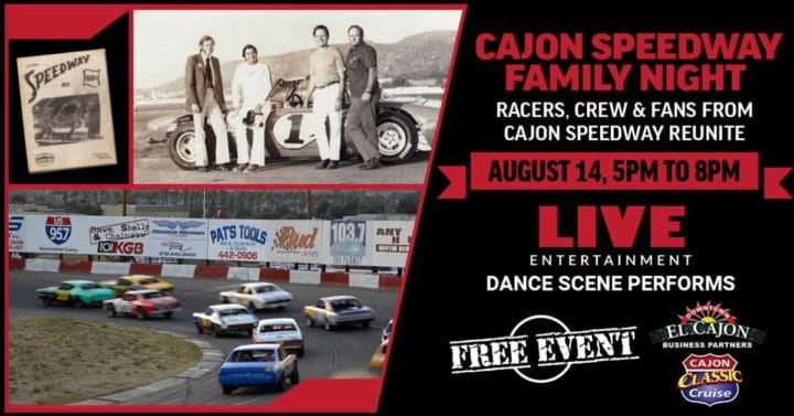 Cajon Classic Cruise Car Shows August 14, 2019 | Downtown El Cajon